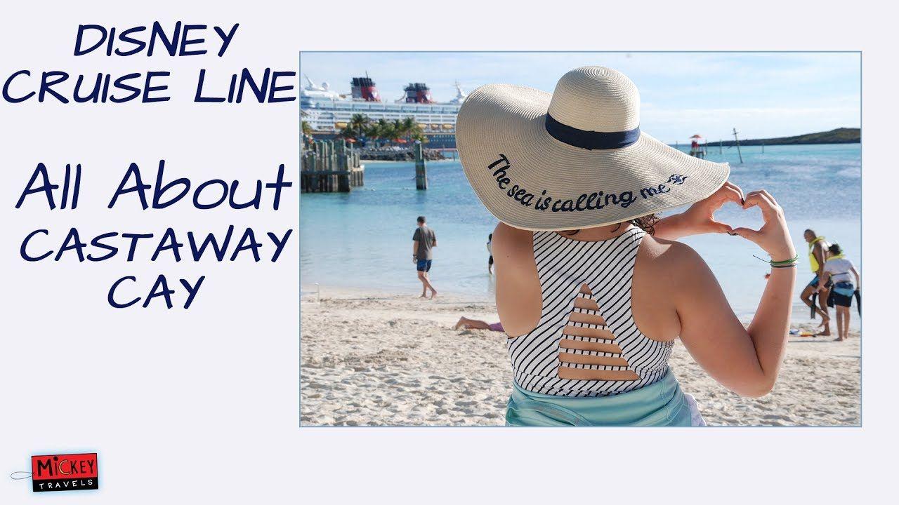 Disneys castaway cay day castaway cay disney cruise