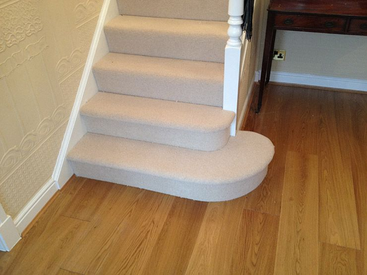 Laminate Hall Flooring Carpeted Stairs For The Home Pinterest