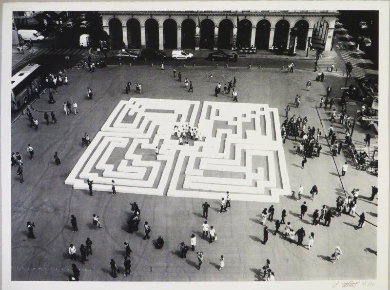 L Atlas Ne En 1978 En 2020 Street Art Art Urbain Urbain