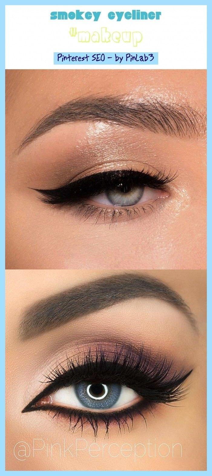 Smokey eyeliner -liner
