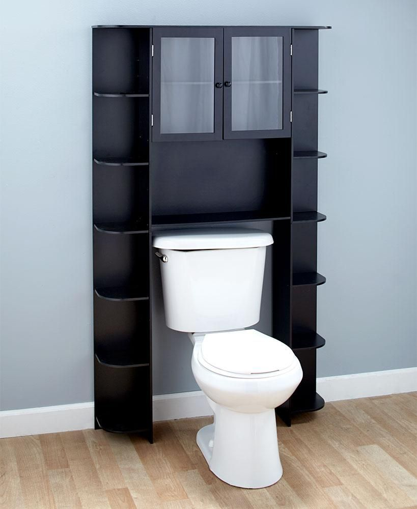Large Over The Toilet Storage