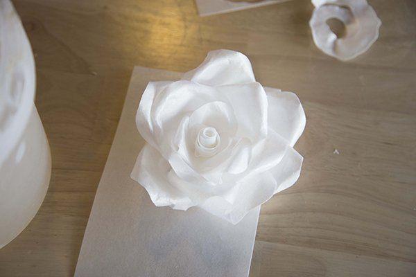 Wafer Paper Flower Tutorial