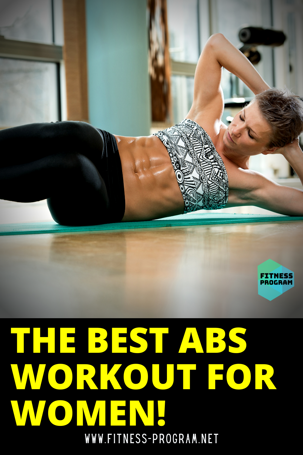 Tone your Abs with this Free home workout - The Best Lower Ab Workout For Women! #workout #fitness #...