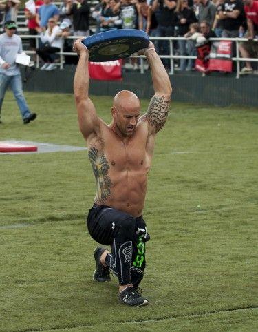 Gabe Subry - CrossFit Athlete | Fitness | Pinterest