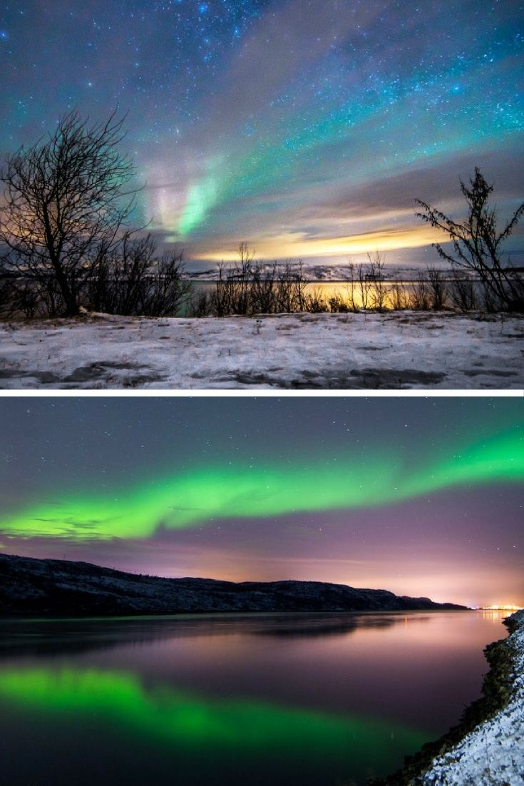 Norway Is Just A Short Trip Away And The Scandinavian Delight Is Well Worth A Visit And While There S Plenty T Kirkenes Northern Lights Norway Winter Breaks