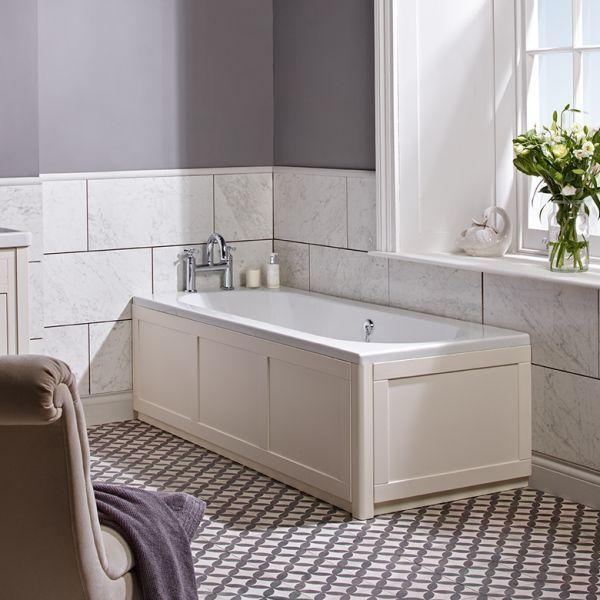 Bath Panel 700mm End Laura Ashley Bathroom Collection