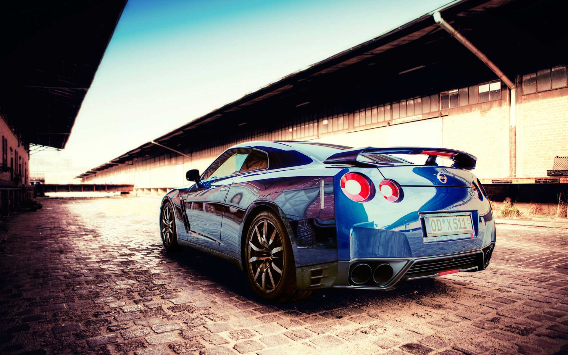 Nissan GT R vs Camaro ten motivated by a desire to maintain the