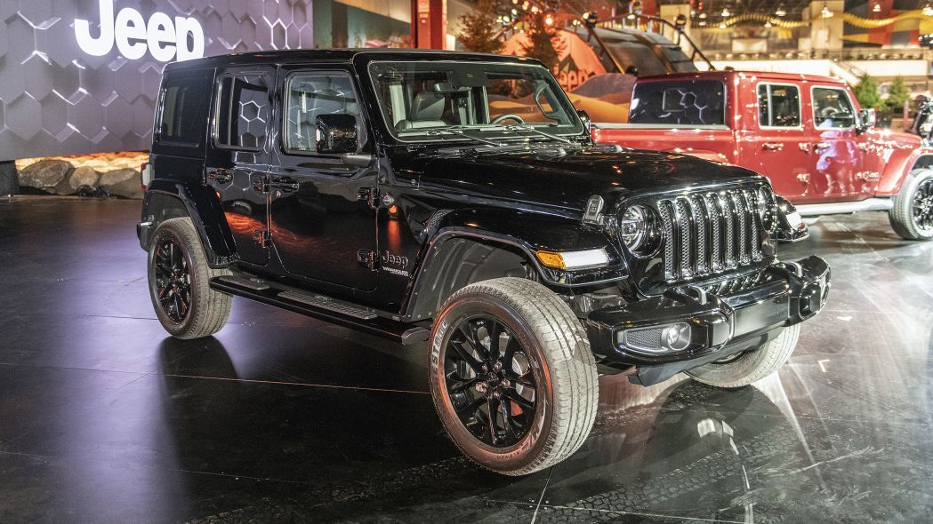 2020 Jeep Wrangler High Altitude Chicago In 2020 Jeep Wrangler