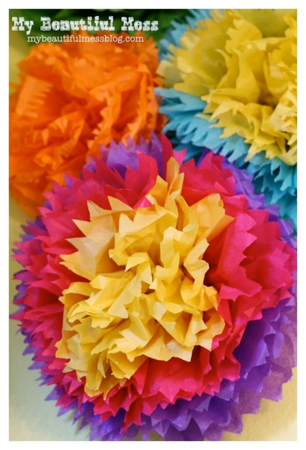 How to make mexican tissue paper flowers tutorial by essie how to make mexican tissue paper flowers tutorial by essie mightylinksfo