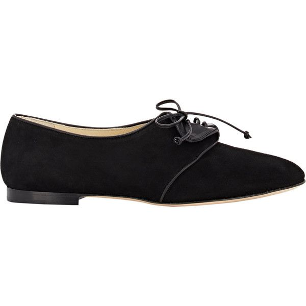 Sarah Flint Bennett Loafers (€440) ❤ liked on Polyvore featuring shoes, loafers, black, patent leather loafers, black patent shoes, slip on shoes, slip on loafer and black slip on shoes