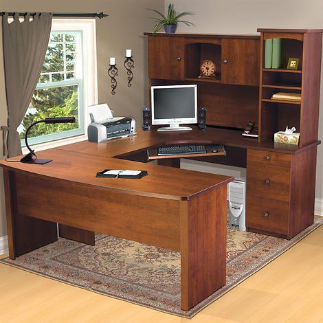 costco 549 99 desks desk office decor home office rh pinterest co uk