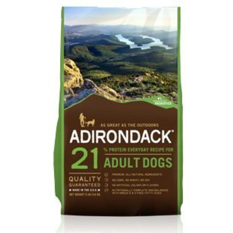 Blackwood Pet Food 075492021031 Adirondack Everyday Recipe Dog