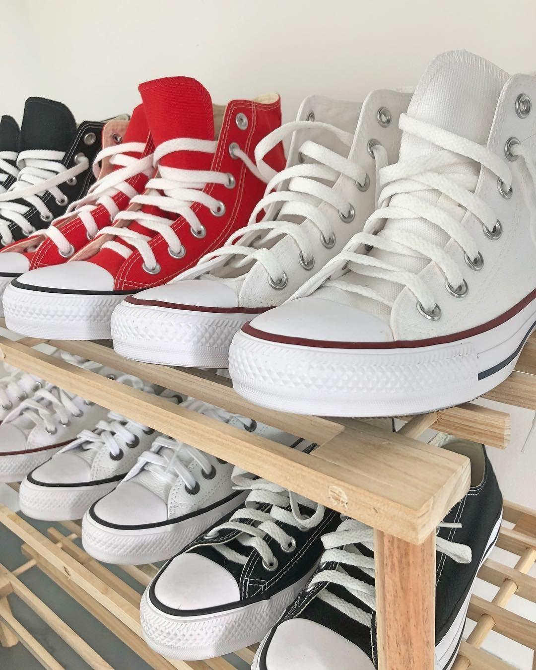 A imagem pode conter: sapatos | Sneakers, Chucks converse, Shoes