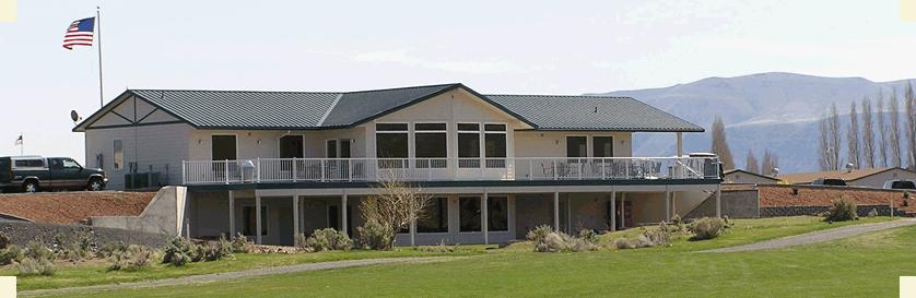 Desert Aire Clubhouse Desert Aire, Mattawa, WA Club