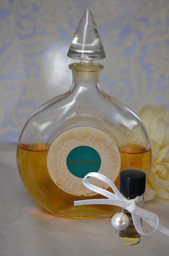 37 Ml 1 Dram Vintage Mitsouko Eau De Toilette By Guerlain Perfumes
