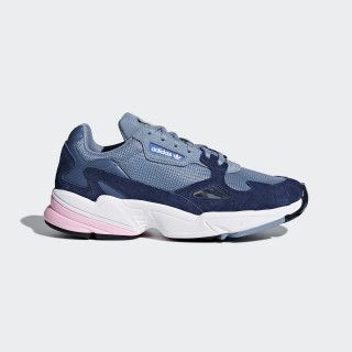 adidas Falcon Shoes - Blue | adidas US