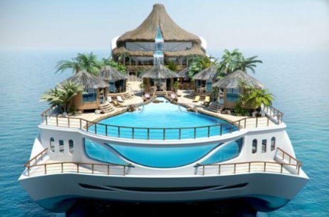 super island Yacht
