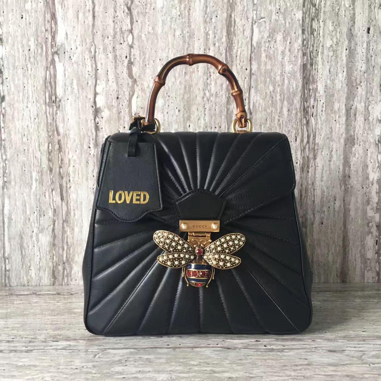 79c45f6de2f6 Gucci Queen Margaret Backpack 100% Authentic 80% Off | Authentic Gucci  Handbags