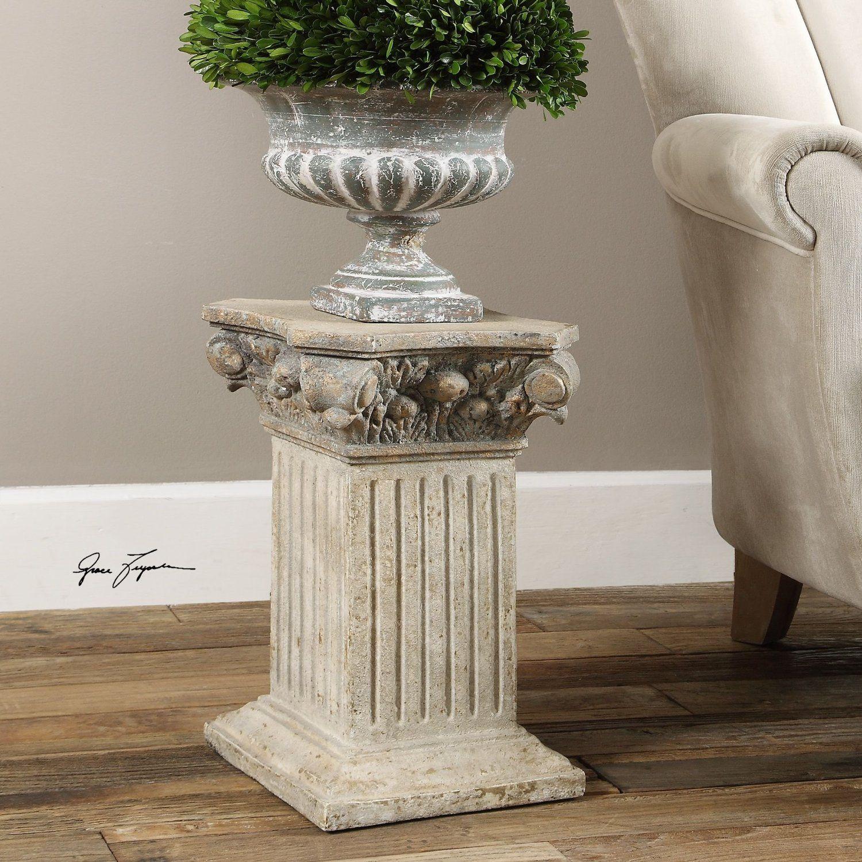 Amazon Roman Column Architectural Pillar Pedestal