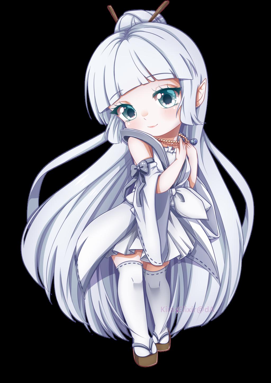 C: Momilkie 01 by KirasElixir | Chibi | Pinterest | Chica kawaii ...