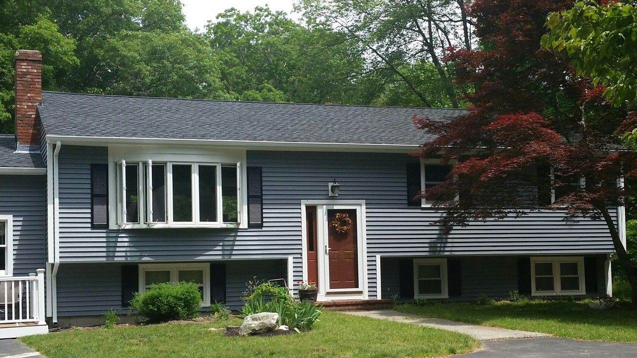 Vinyl Siding Ideas On Ranch Style Homes In Southeastern Ma And Ri