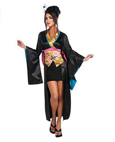 Geisha Kimono Costume #halloween #halloweencostume #halloween2017 - sexiest halloween costume ideas