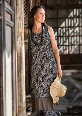 """Kleid """"Ubud"""" love this layered look"""