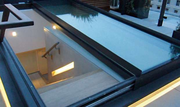 Roof window hp s finestre da tetto gaudino interior for Velux motorizzato
