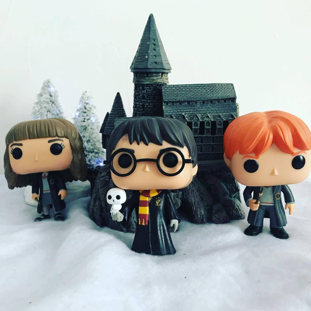 Harry Potter Hermione Granger Y Ron Weasley Cute Harry Potter Harry Potter Funko Pop Harry Potter Funko