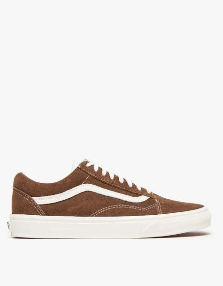 36730be4c9 Old Skool in Vintage Shitake Vans Shoes Old Skool