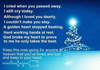Gone But Not Forgotten Quotes Extraordinary Missing You At Christmas