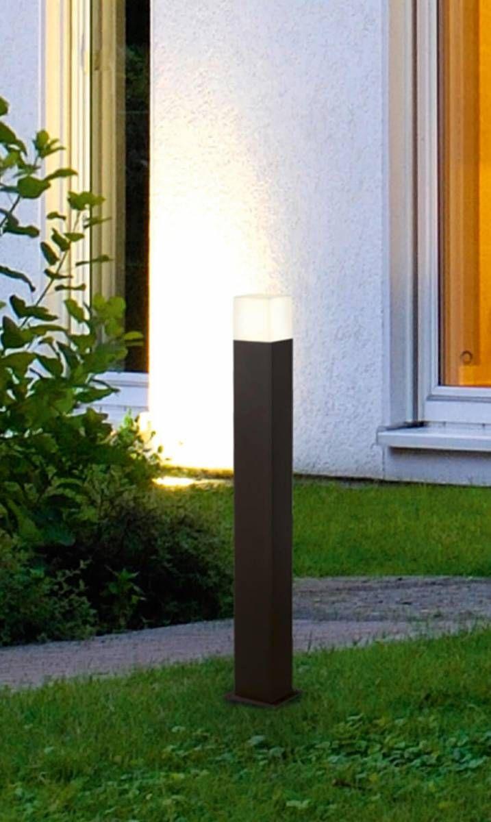 Weglampe HUDSON Anthrazit H:80cm | Pinterest | Außenbeleuchtung ...