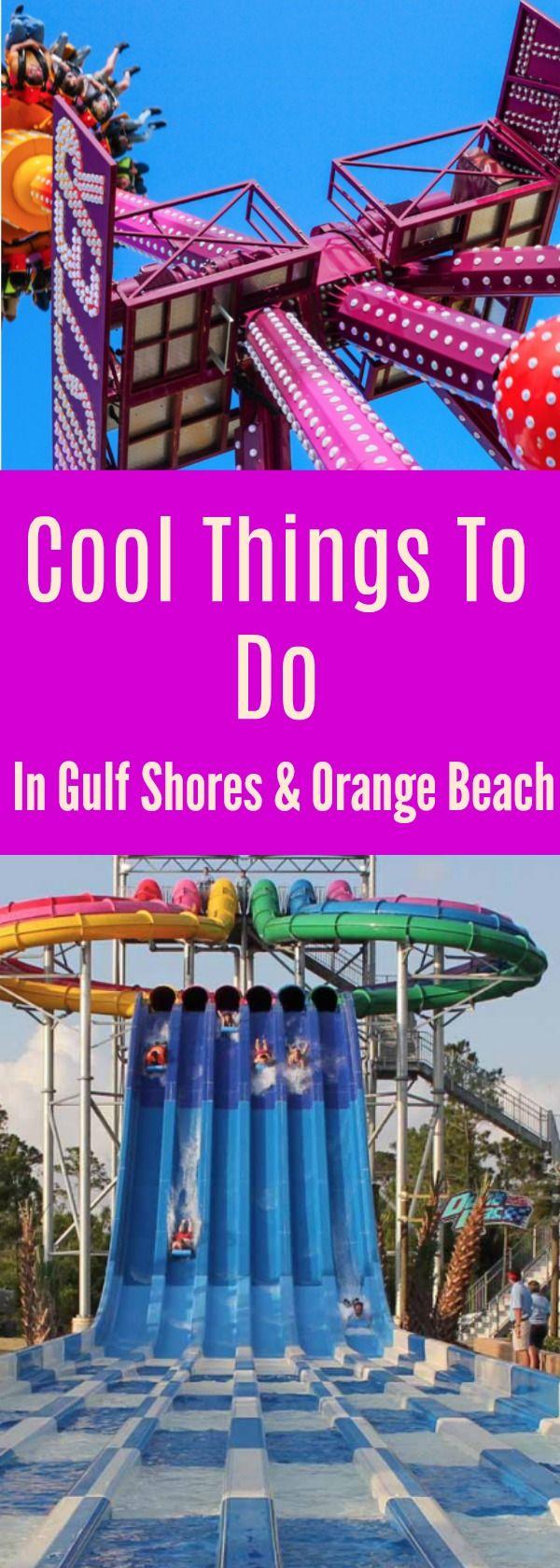 24 Hours In Gulf Shores & Orange Beach Alabama Image By