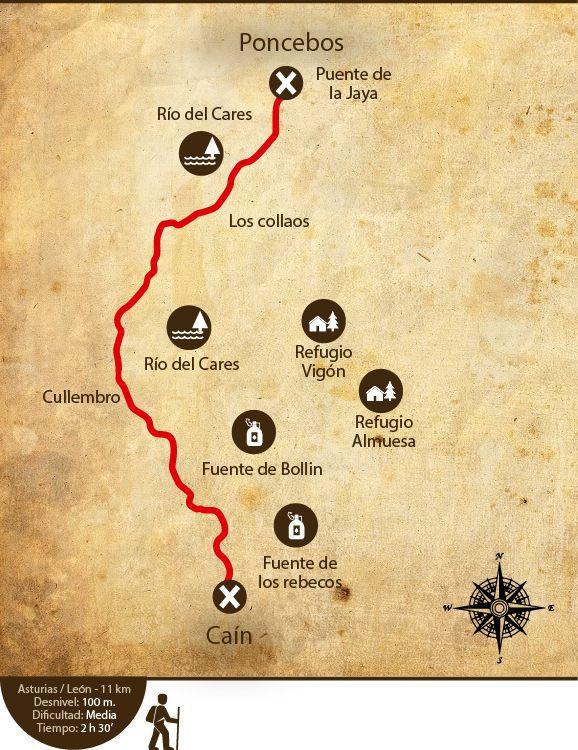 La Ruta Del Cares Rutas De Senderismo Viajes Imprescindibles Rutas