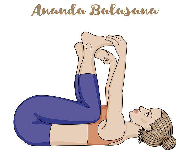Pin Em Yoga Antes De Dormir