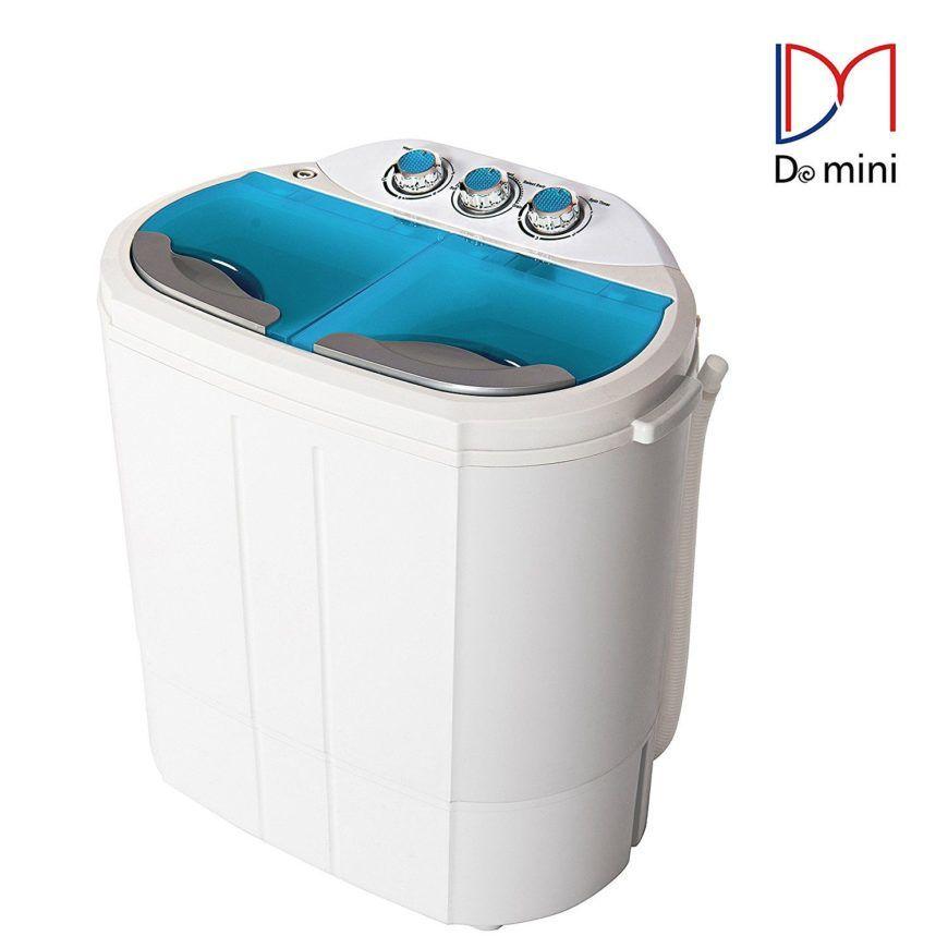 12 Space Saving Small Washing Machine And Dryer Options In 2020 Small Washing Machine Portable Washing Machine Twin Tub