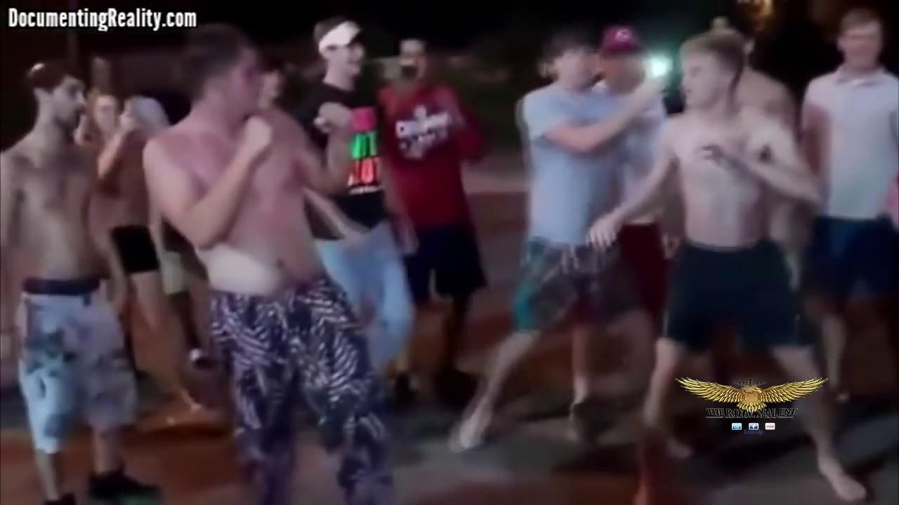 real street fight compilation