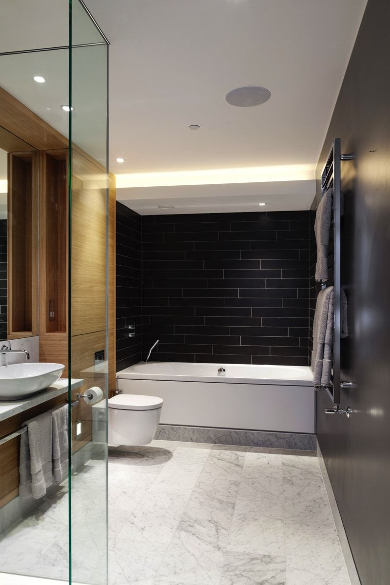 Narrow House Makeover in Covent Garden of