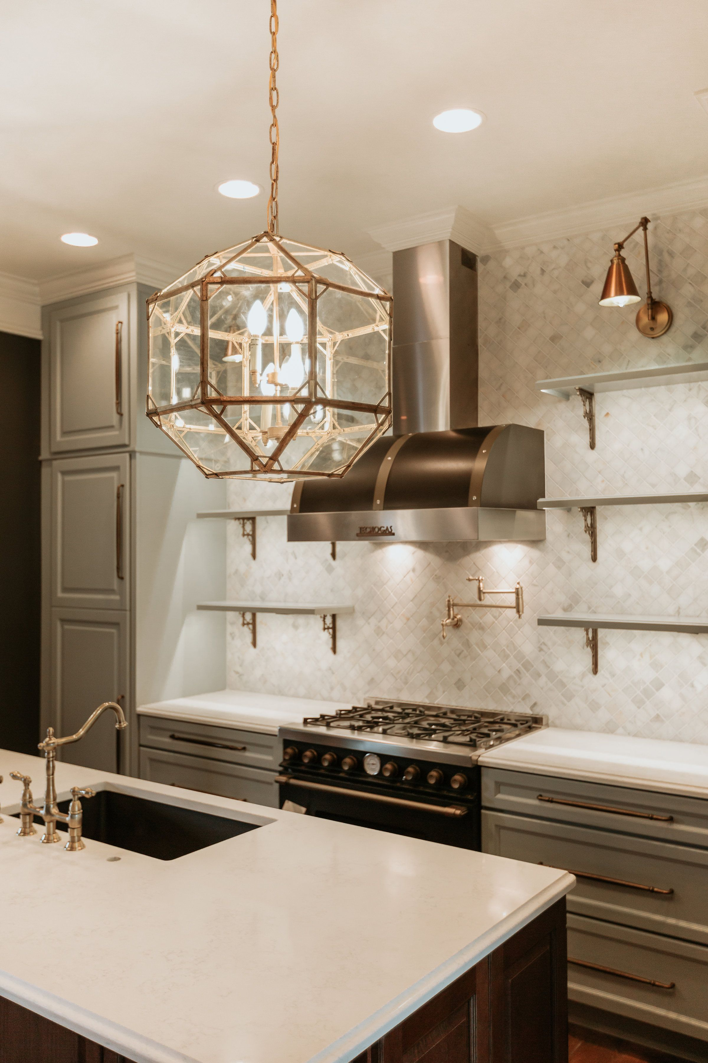 built by mike stevens homes inc knoxville tn farmhouse kitchen countertops modern on farmhouse kitchen decor countertop id=12934