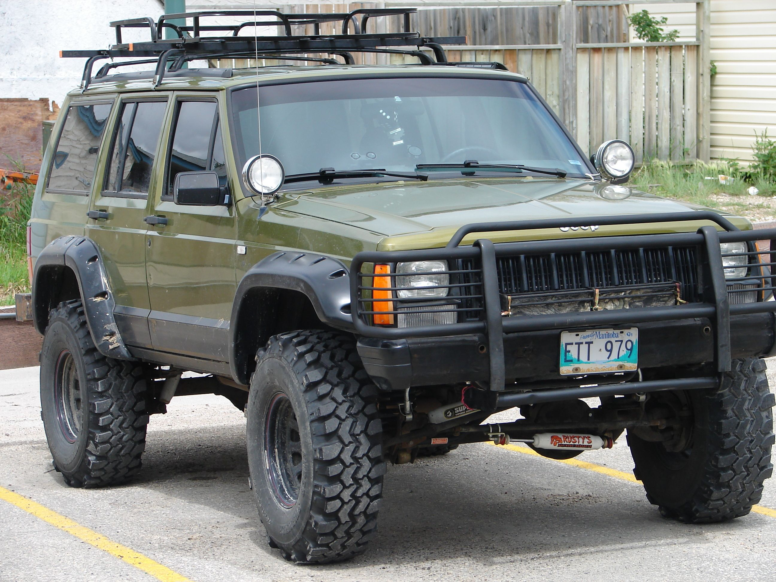 Bjgreenham S 1996 Jeep Cherokee In Winnipeg Mb Jeep Cherokee