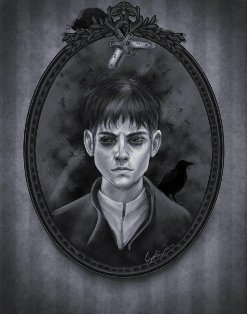 The Outsider by TacoMasky