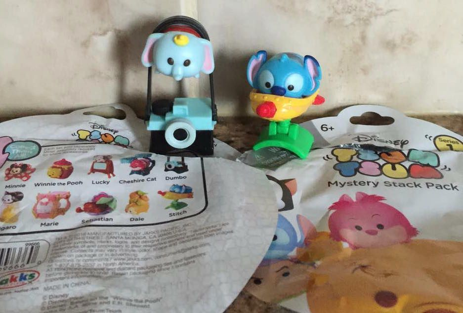 880ae4bcf74 New Tsum Tsum Accessories Series 1 Being Released at Target Stores ...