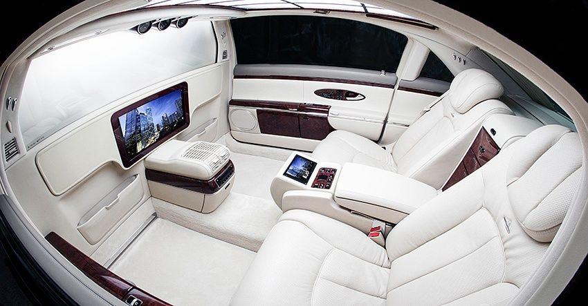 Latest Cadillac Escalade >> maybach interior - Google Search | Cars to Love ...