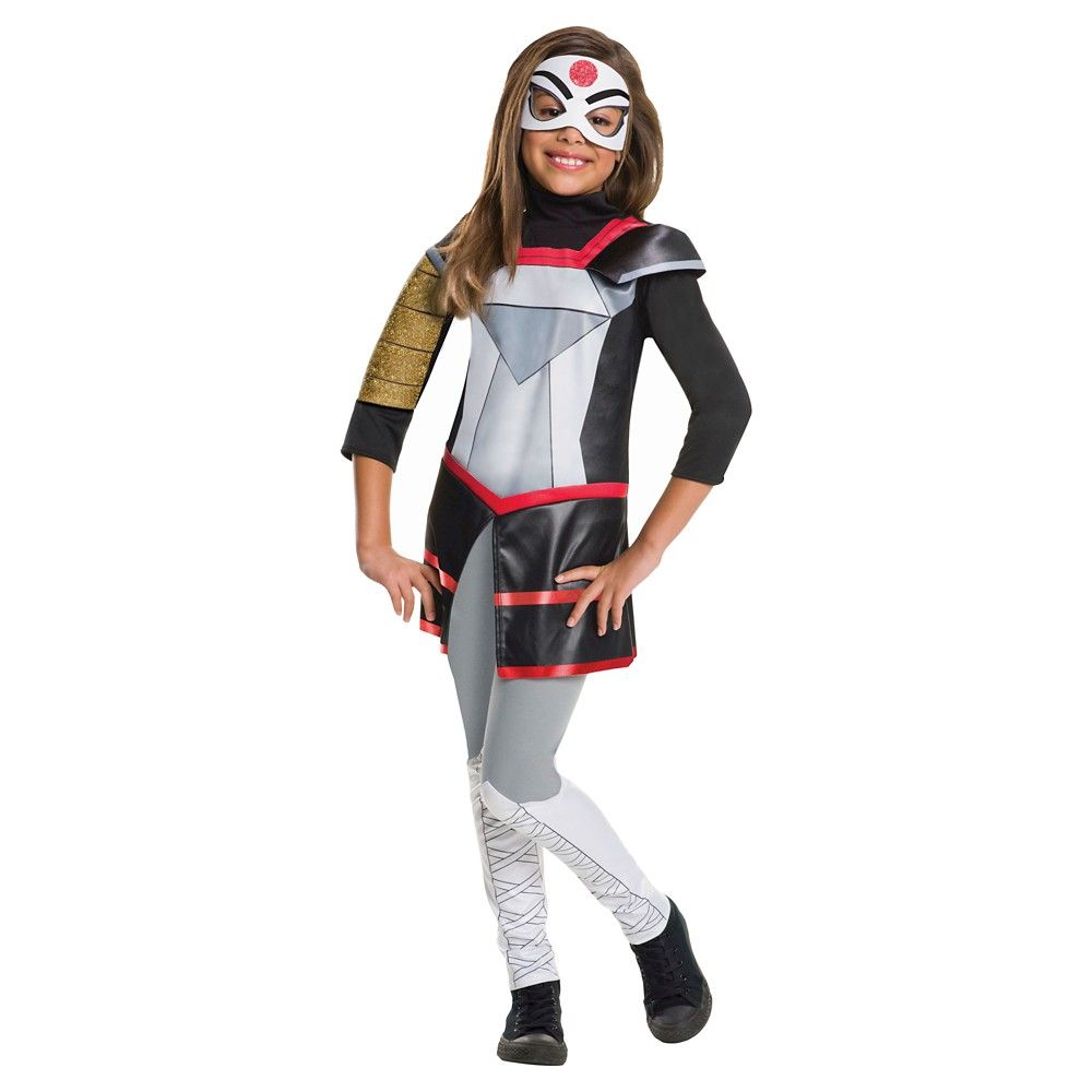 Dc Super Hero Girls Kitana Girls Costume Products Superhero