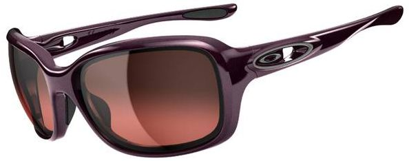 1dae2b8f16 Oakley Urgency Sunglasses with Raspberry Spritzer Frame and G40 Black  Gradient Lenses