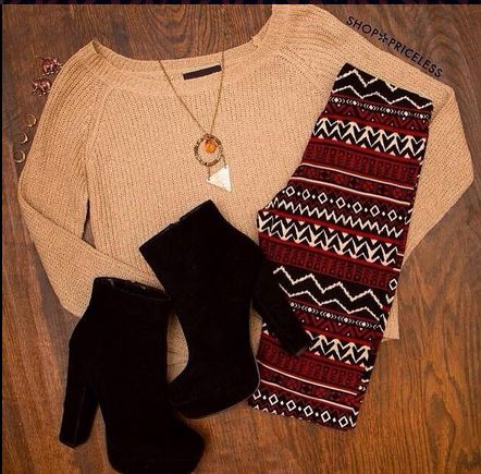 Winters outfit