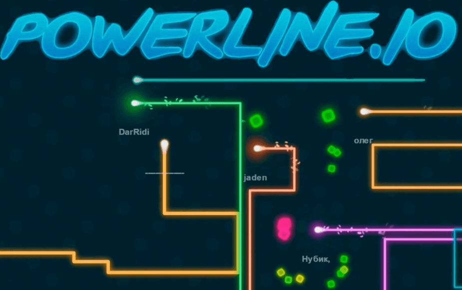 Powerline.io Populer unblocked io games play in 2020