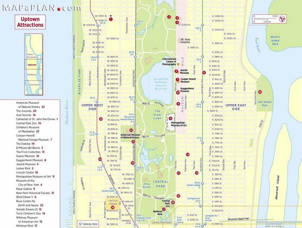 Map Of New York Hotels Manhattan.Maps Of New York Top Tourist Attractions Free Printable Mapaplan Com Map Of New York New York City Map Travel Book Layout