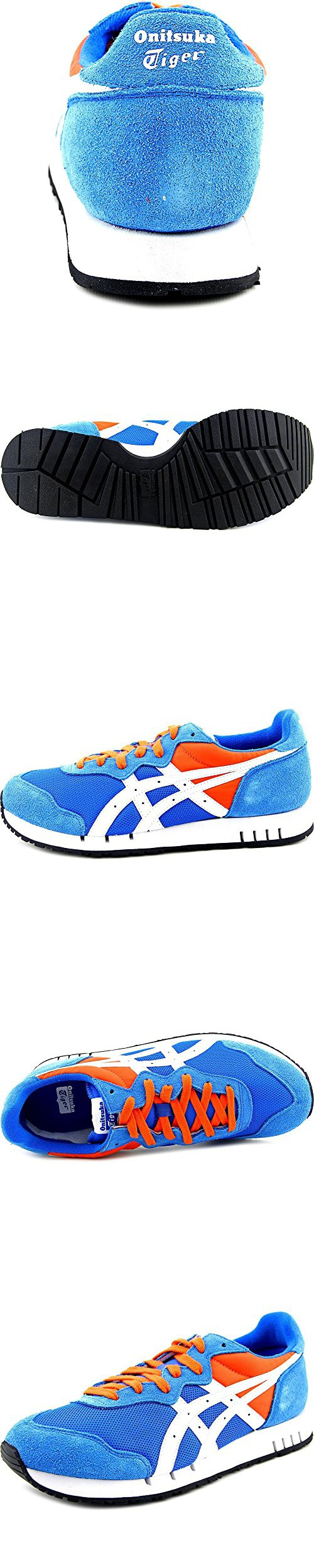 Onitsuka Tiger X-caliber Fashion Shoe,Blue/White,8.5 M US