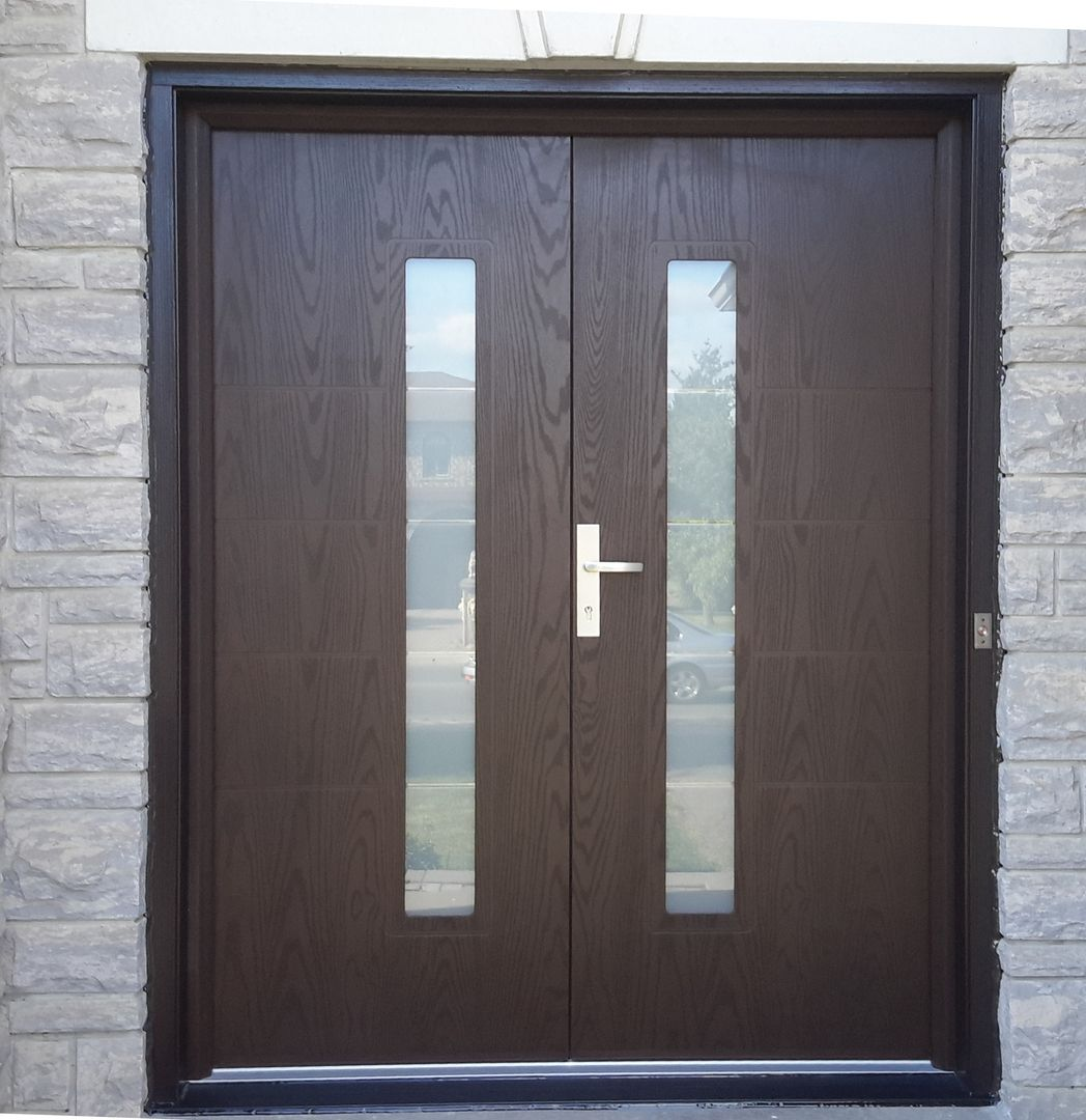 Modern Contemporary Traditional Entry Doors Made Of